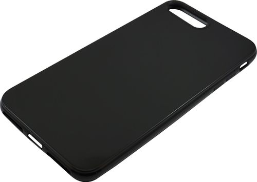 iPhone 7 / 8 Plus Silicon back Cover schwarz