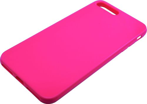 iPhone 7 / 8 Plus Silicon back Cover pink