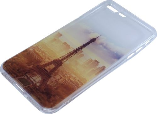 iPhone 7 / 8 Plus Silicon back Cover Paris