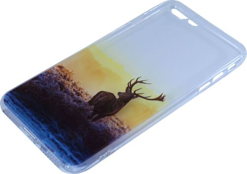 iPhone 7 / 8 Plus Silicon back Cover Hirsch