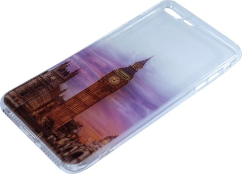iPhone 7 / 8 Plus Silicon back Cover London