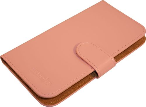 Fairphone 2 Case Classic Leder pink