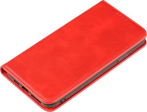 Apple iPhone 11 Pro Max Case Leder rot Seite