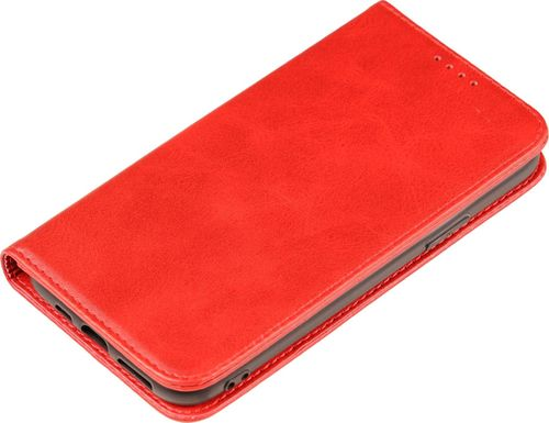 Apple iPhone 11 Pro Case Leder rot Seite