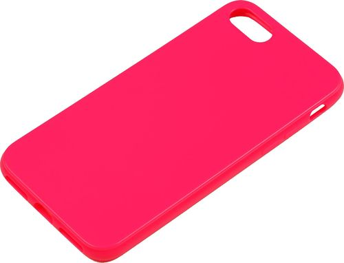 Apple iPhone 7 / 8 / SE Silikon back Cover pink