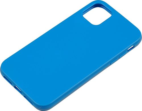iPhone 11 Silicon back Cover blau