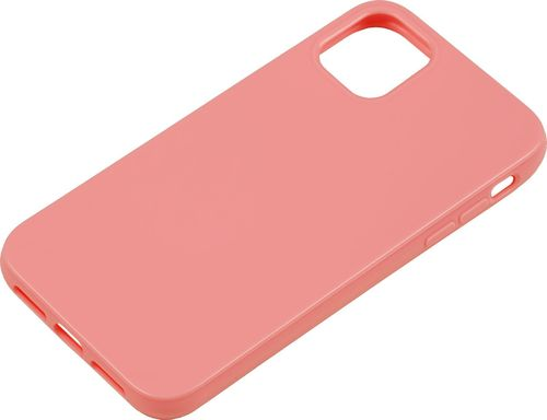 iPhone 11 Silicon back Cover rose