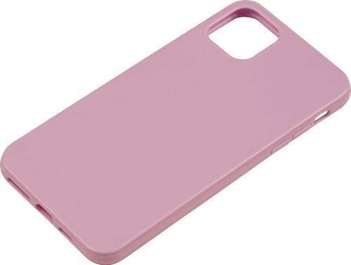 Apple iPhone 11 Pro Max Silikon back Cover lavendel