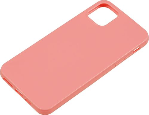 Apple iPhone 11 Pro Max Silikon back Cover rose