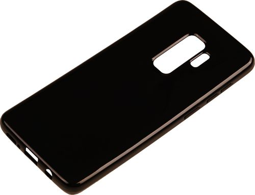 Samsung Galaxy S9 Plus Silikon back Cover schwarz