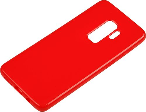 Samsung Galaxy S9 Plus Silikon back Cover rot