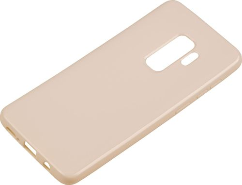 Samsung Galaxy S9 Plus Silikon back Cover weiss